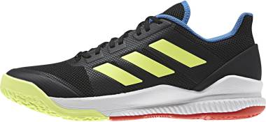 Adidas Stabil Bounce - Black Yellow True Blue