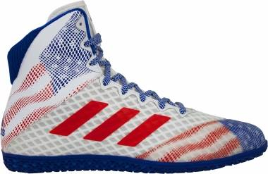 Adidas Mat Wizard Hype - White/Royal/Red