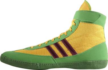 Adidas Combat Speed 4 - Solar Gold/Solar Lime/Metallic Pink