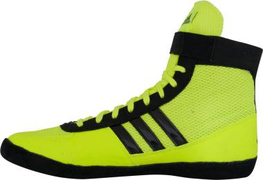 Adidas Combat Speed 4 - Solar Yellow Black