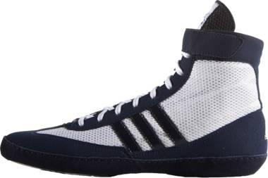 Adidas Combat Speed 4 - White Navy Blue