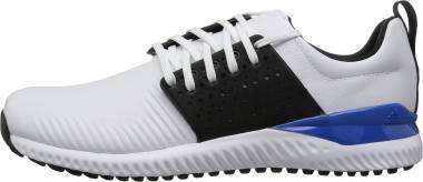 Adidas Adicross Bounce - White/Black/Blue (F33752)