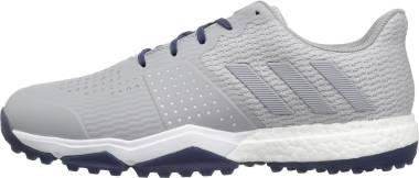 Adidas Adipower S Boost 3 - Grey Two Grey Two Noble Indigo (F33581)