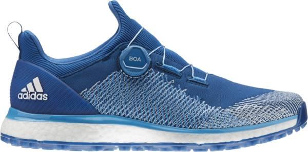 Adidas ForgeFiber BOA - Dark Marine Shock Cyan Ftwr White