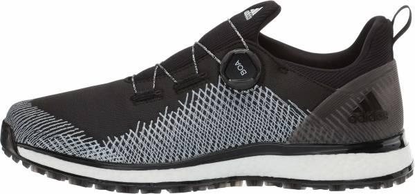 Adidas ForgeFiber BOA - Core Black Ftwr White Hi Res Yellow (BB7920)