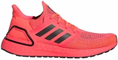 Adidas Ultraboost 20 - Signal Pink Core Black Signal Pink (FW8728)