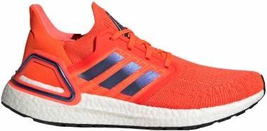 Adidas Ultraboost 20 - Red