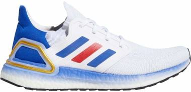 Adidas Ultraboost 20 - White (FY9039)