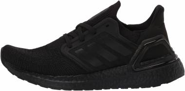 Adidas Ultraboost 20 - Core Black / Solar Red (FU8498)