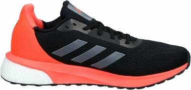Adidas Astrarun - Noir Anthracite Rouge Solaire (EG7508)