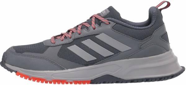 Adidas Rockadia Trail 3 - Grey/Grey/Solar Red (EG3470)