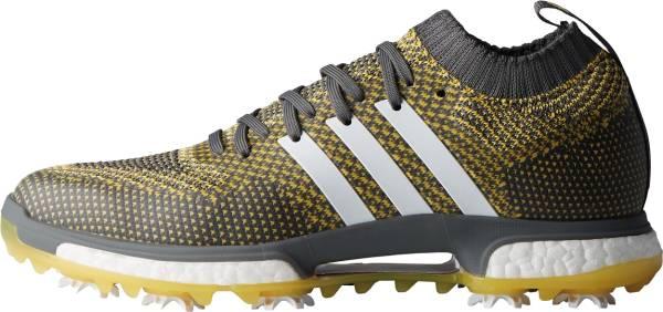 Adidas Tour360 Knit - Grey Five Ftwr White/Eqt Yellow (F33745)
