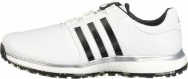Adidas Tour360 XT SL BOA  - Ftwr White/Core Black/Silver Metallic