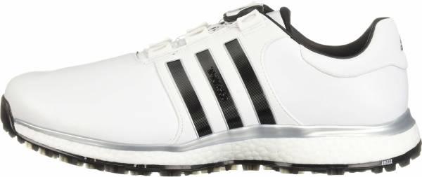 Adidas Tour360 XT SL BOA  - Ftwr White/Core Black/Silver Metallic (F34188)