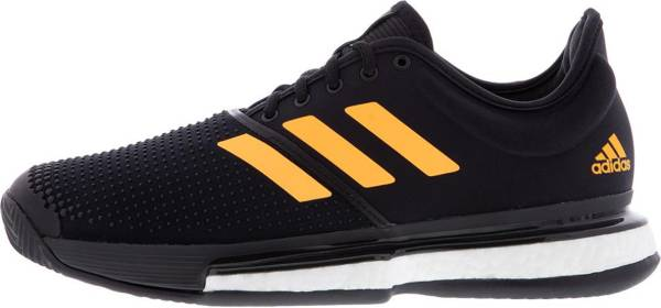 Adidas SoleCourt Boost Clay - Black