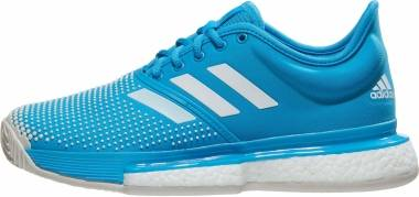 Adidas SoleCourt Boost Clay - Blue (DB2690)