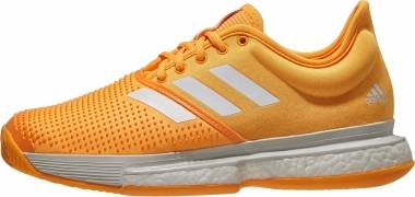Adidas SoleCourt Boost Clay - Orange (EF2076)
