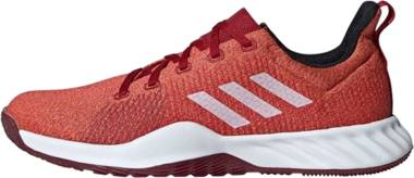 Adidas Solar Lt - Active Maroon / Cloud White / Active Ora (DB3404)