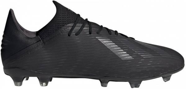 Adidas X 19.2 Firm Ground - schwarz
