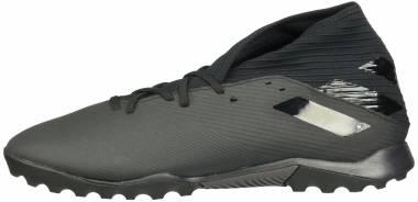 Adidas Nemeziz 19.3 Turf - Schwarz
