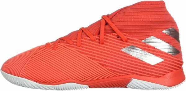 Adidas Nemeziz 19.3 Indoor - Multicolour Active Red Silver Met Solar Red 000