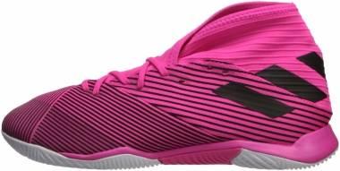 Adidas Nemeziz 19.3 Indoor - Shock Pink/Black/Shock Pink (F34411)