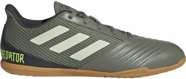 Adidas Predator 19.4 Sala - Legacy Green/ Sand/ Solar Yellow (EF8216)