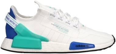 Adidas NMD_R1 v2 - Blue,white (FY5921)