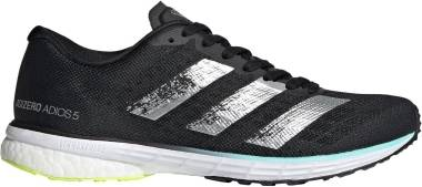 Adidas Adizero Adios 5 - core black/silver me (FY0344)