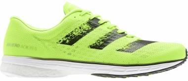 Adidas Adizero Adios 5 - Signal Green / Core Black / Footwear White (EG1198)