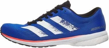 Adidas Adizero Adios 5 - Glory Blue Ftwr White Solar Red (EG1197)