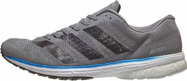 Adidas Adizero Adios 5 - Grey/Black/Glory Blue (EH3128)