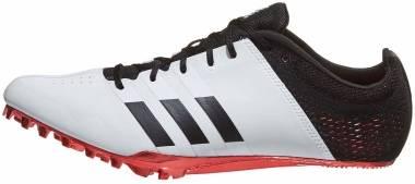 Adidas Adizero Prime Finesse - White-core Black-shock Red (B37488)