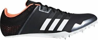 Adidas Adizero Prime Finesse - Core Black, Ftwr White, Orange (CG3833)