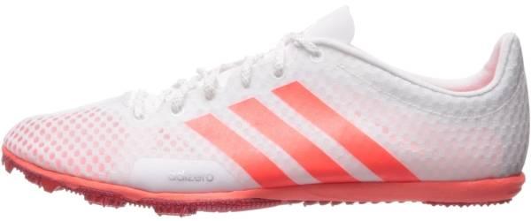 Adidas Adizero Ambition 3 - Ftwwht Solred Silvmt (BA8438)