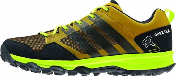 Adidas Kanadia 7 GTX men raw ochre/black/solar yellow