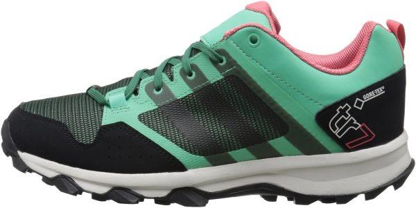 Adidas Kanadia 7 GTX woman green glow/blangreen/super blush