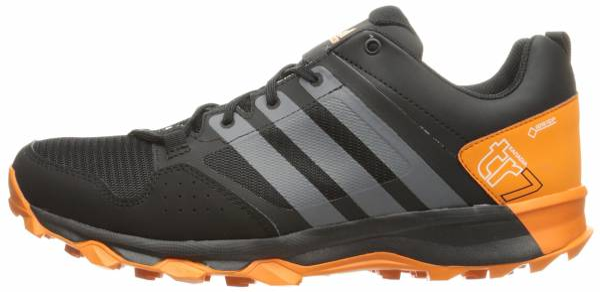 Adidas Kanadia 7 GTX men black/vista grey/unity orange