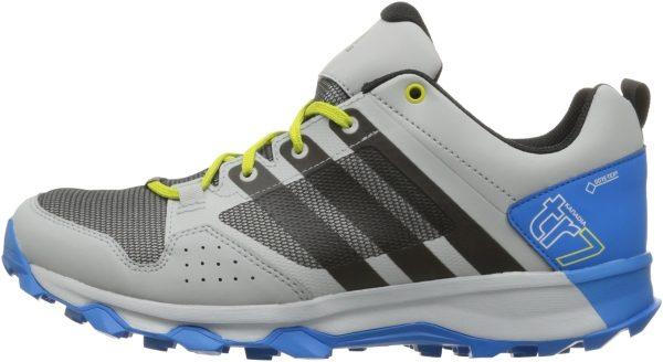 Adidas Kanadia 7 GTX men clear onyx/black/shock blue