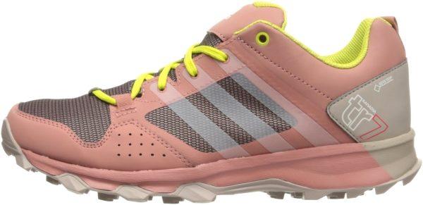 Adidas Kanadia 7 GTX woman vapour pink/shock slime/raw pink