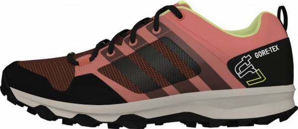 Adidas Kanadia 7 GTX woman raw pink/black/clear brown