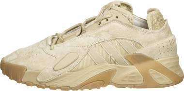 Adidas Streetball - Savannah / Gum 4 / Footwear White