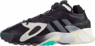 Adidas Streetball - Core Black/Footwear White/Hi-res Aqua (EE4968)