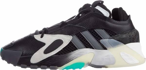 Adidas Streetball - Black/White/Hi-res Aqua (EE4968)