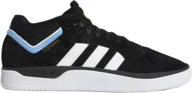 Adidas Tyshawn Signature - Core Black Cloud White Light Blue (EE6076)