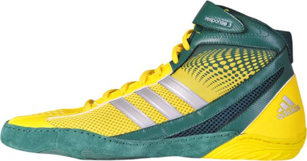 Adidas Response 3.1 - Forest/Vivid Yellow/Metalic Silver (Q33805)
