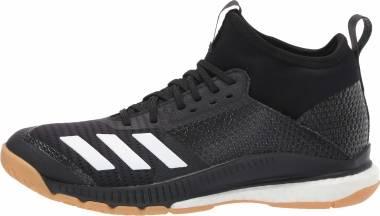 Adidas CrazyFlight X 3 Mid - noir/blanc/gomme (D97823)