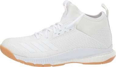 Adidas CrazyFlight X 3 Mid - blanc/blanc/gomme (EF8745)