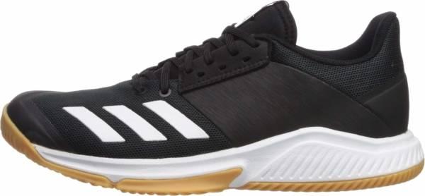 Adidas CrazyFlight Team - Black White Gum (D97701)