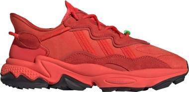 Adidas Ozweego TR - Hi-Res Red / Hi-Res Red / Solar Green (EE7000)